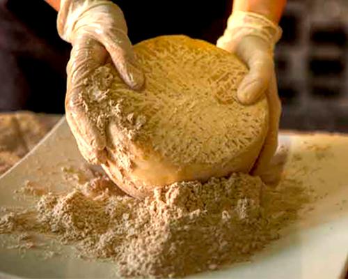 Kozi ser wędzony z Wysp Kararyjskich