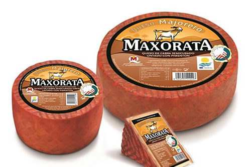 Ser kozi Maxorata Semicurado Pimentón