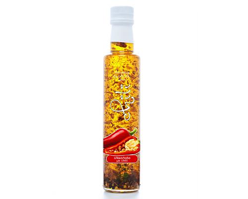 Najwyższej jakości oliwa z oliwek Extra Virgin z chili