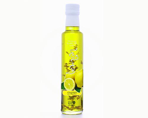 Najwyższej jakości oliwa z oliwek Extra Virgin z cytryną