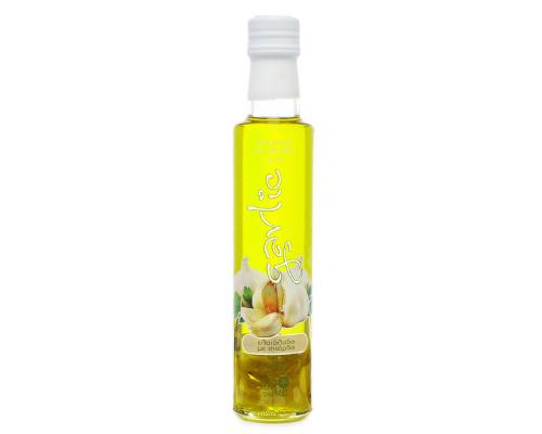 Najwyższej jakości oliwa z oliwek Extra Virgin z czosnkiem