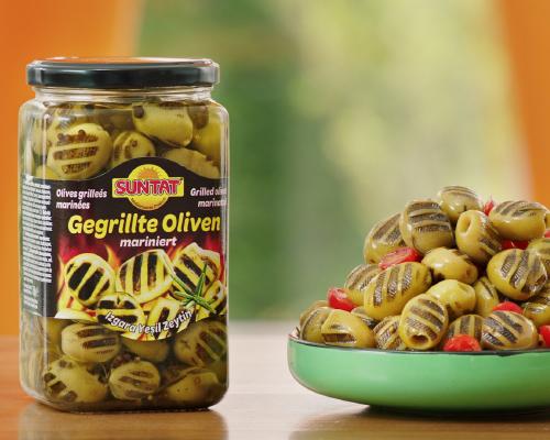 Grillowane oliwki Suntat