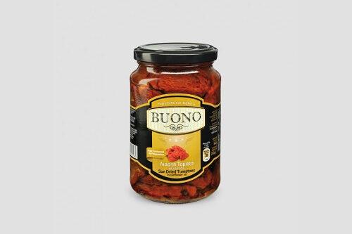 Pomidory suszone w oleju Buono