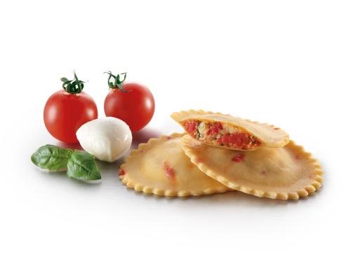 Pierozki włoskie Tortelli Pomodoro Mozzarella