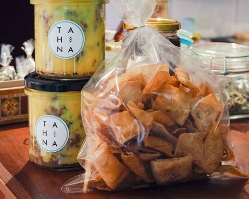 Chipsy z sumakiem