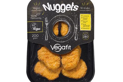 Wegańskie nuggetsy