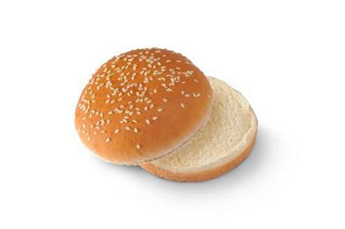 Bułka do burgera z sezamem