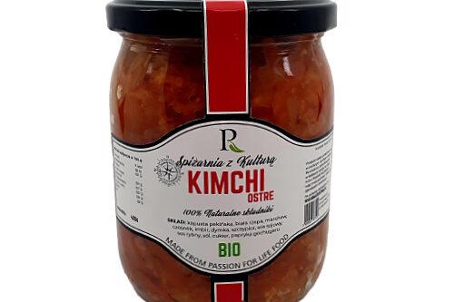 Kimchi z kapusty pekińskiej Bio