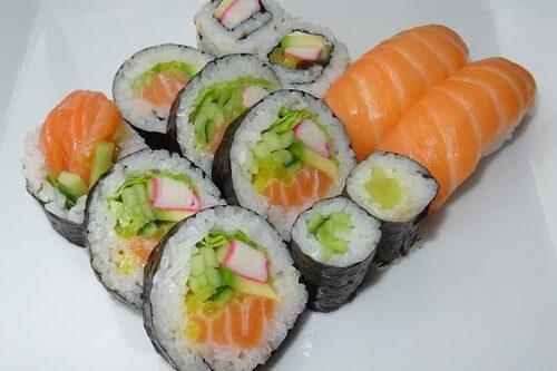 Zestaw sushi 12 sztuk