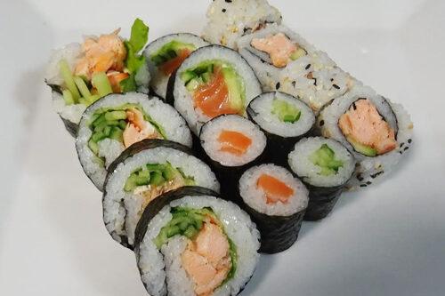 Sushi zestaw mix 14