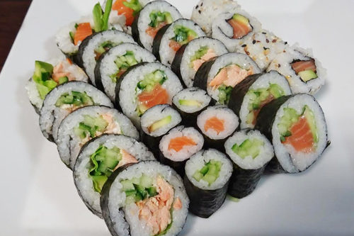 Sushi zestaw mix 26 sztuk