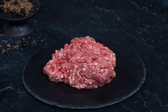 Mięso mielone wieprzowe Bio